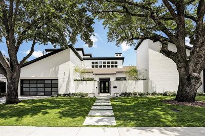 Oak Estates Single Family Home For Sale: 2327 Seyborn Street