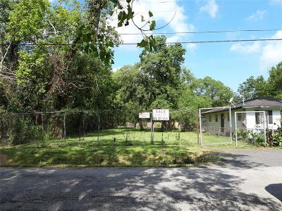 Houston Residential Lots & Land For Sale: 6747 Liverpool St