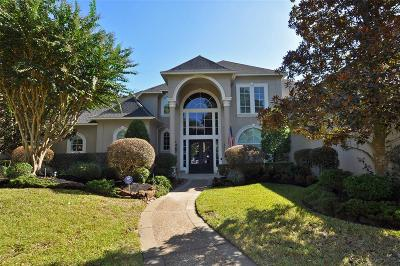 Kingwood Single Family Home For Sale: 8 Island Green Court