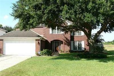 Missouri City Single Family Home For Sale: 827 Buckeye Place