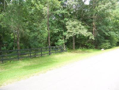Hockley Residential Lots & Land For Sale: 00 Little John Circle
