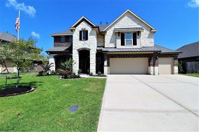 Dayton Single Family Home For Sale: 11711 Eagle Ridge Drive
