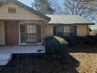 Trinity County Single Family Home For Sale: 281 Fears Street