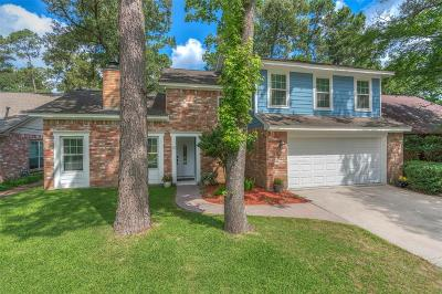 The Woodlands Single Family Home For Sale: 10 Spurwood Court