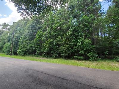 Conroe Residential Lots & Land For Sale: Tbd Hamilton Circle