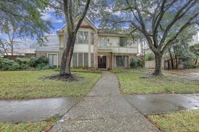 Single Family Home For Sale: 15918 Craighurst Drive