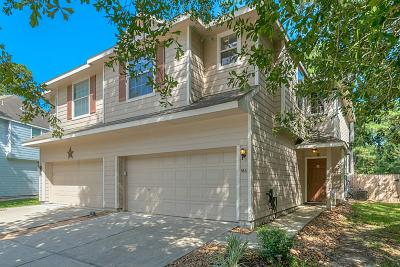 The Woodlands Condo/Townhouse For Sale: 166 Stedhill Loop