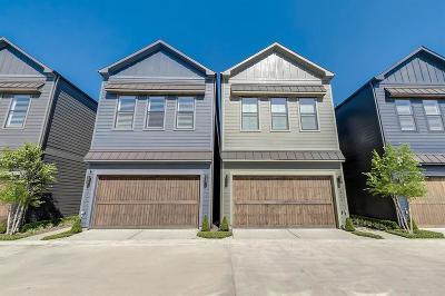 Houston Single Family Home For Sale: 1806 Kill Devil Falls Drive