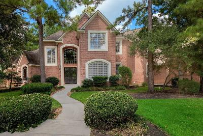 The Woodlands Single Family Home For Sale: 31 Juniper Grove Place