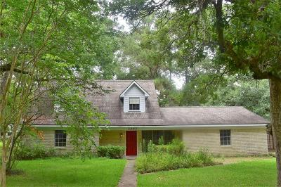Dickinson Single Family Home For Sale: 1303 Rosewood Drive