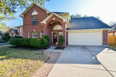 Sugar Land Single Family Home For Sale: 16311 Dawncrest Way