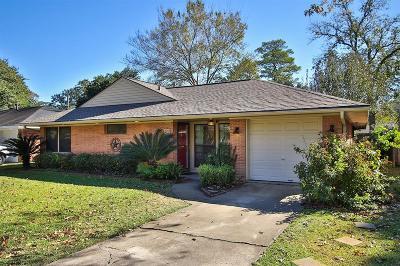 Houston Single Family Home For Sale: 2211 Lamonte Lane