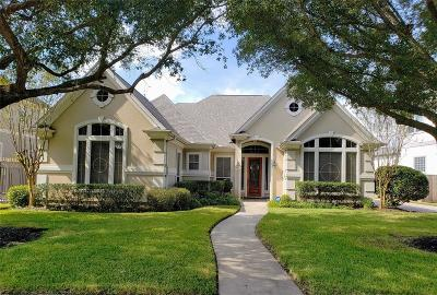 Jersey Village Single Family Home For Sale: 8713 Wyndham Village Drive