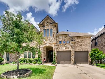 Rosharon Single Family Home For Sale: 13107 Green Shores Lane