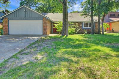 Conroe Single Family Home For Sale: 113 Baretta Drive