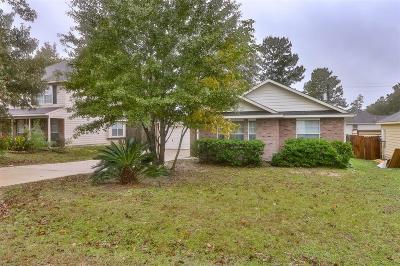 Willis Single Family Home For Sale: 14089 Broken Arrow Drive