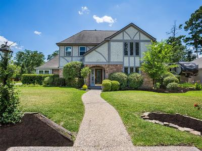 Spring Single Family Home For Sale: 16203 York Minster Drive