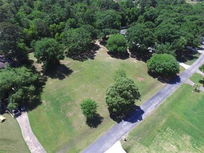 Tomball Residential Lots & Land For Sale: Champion Woods Drive