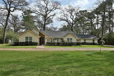 Tomball Single Family Home For Sale: 31104 Quinn Road