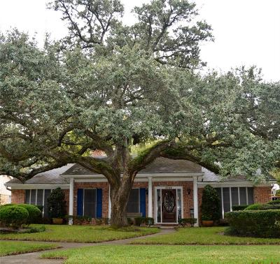 Houston Single Family Home For Sale: 5942 Valkeith Drive