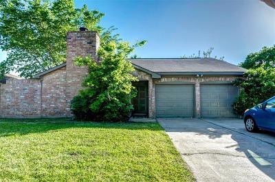Houston Single Family Home For Sale: 12811 Huntington Field Drive
