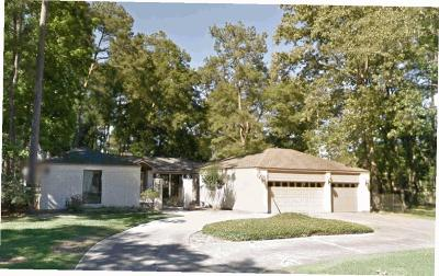 Crosby Single Family Home For Sale: 16004 Hagan Court