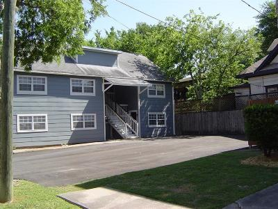 Harris County Rental For Rent: 219 Stratford Street #B