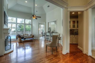 The Woodlands Single Family Home For Sale: 71 W Lakemist Circle