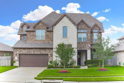 Katy Single Family Home For Sale: 28934 Endeavor River Road