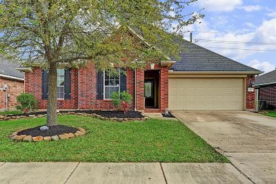 Manvel Single Family Home For Sale: 87 San Simeon Drive