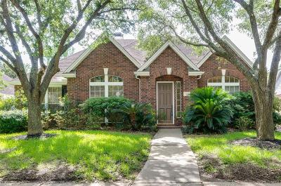 Sugar Land Single Family Home For Sale: 2815 Plantation Trail