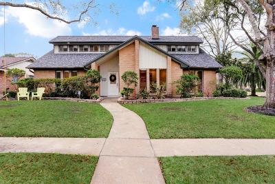 Houston Single Family Home For Sale: 5702 Jackwood Street