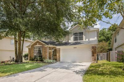 Houston Single Family Home For Sale: 5110 Mountain Bluff Lane