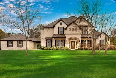 Willis Single Family Home Option Pending: 14710 Turquoise Trail Court