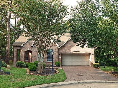 Montgomery Single Family Home For Sale: 270 Creekwood