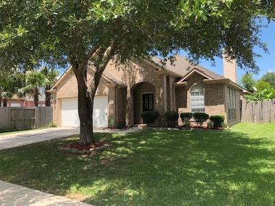 Pasadena Single Family Home For Sale: 4911 Ridgeway Drive