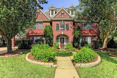 Seabrook Single Family Home For Sale: 4202 Kirby Oaks Drive S