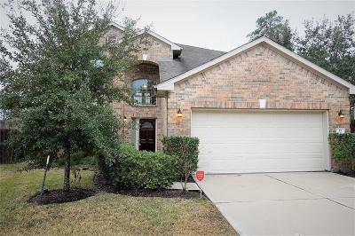 The Woodlands Single Family Home For Sale: 15 Crabtree Court