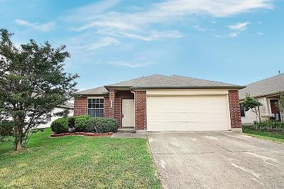 Tomball Single Family Home For Sale: 21918 Willow Shade Lane