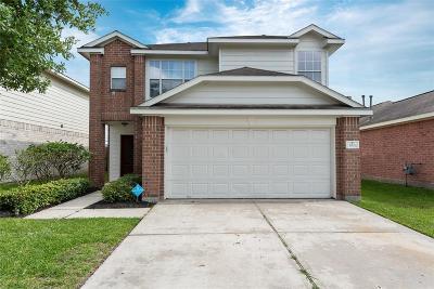 Houston Single Family Home For Sale: 13506 Ryan Ridge Lane
