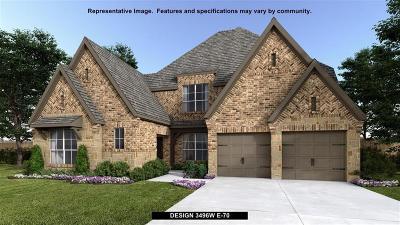 Fulshear TX Single Family Home For Sale: $533,900