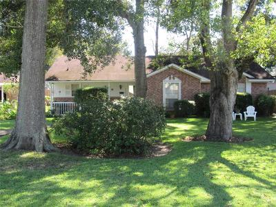 Liberty Single Family Home For Sale: 2624 Cos Street