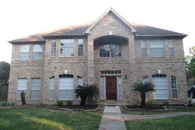 Harris County Rental For Rent: 3307 Amber Forest Drive