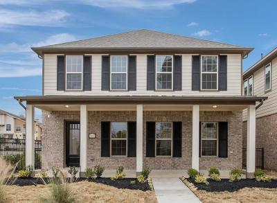 Cypress Single Family Home For Sale: 9622 Caddo Ridge Lane