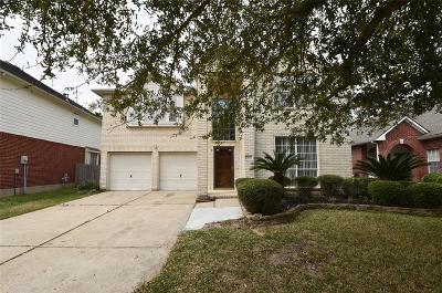 Houston Single Family Home For Sale: 17615 W Copper Lakes Drive