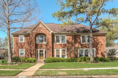 Sugar Land Single Family Home For Sale: 4539 Nassau Drive
