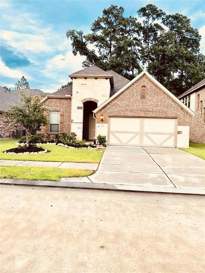 Kingwood TX Single Family Home For Sale: $280,000