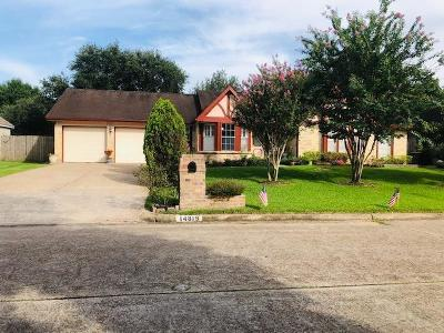 Cypress Single Family Home For Sale: 14819 Cypress Ridge Drive