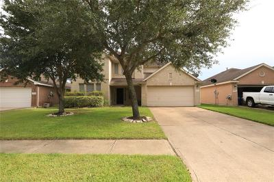 Katy Single Family Home For Sale: 21539 Oak Park Trail Drive