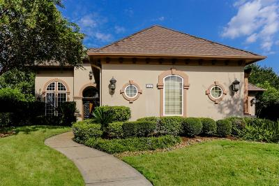 Houston TX Single Family Home For Sale: $767,000